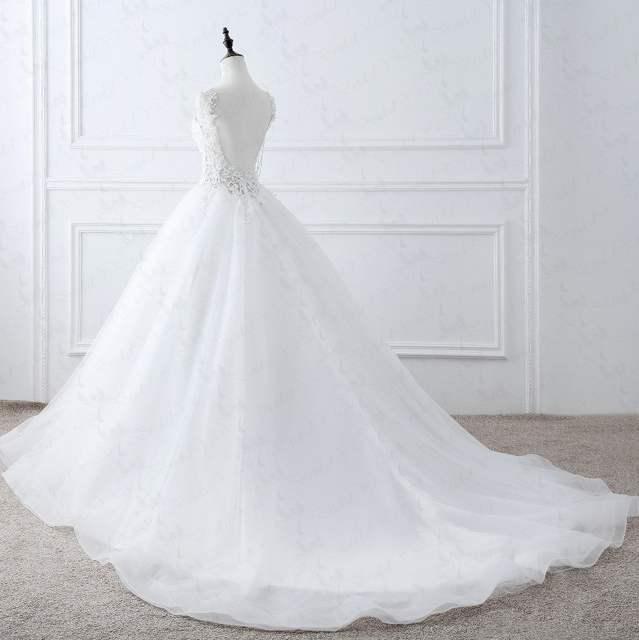 Abiti Da Sposa Cinesi.Rsw1084 Economici Abiti Da Sposa Cina Perle Cinghie Del Merletto