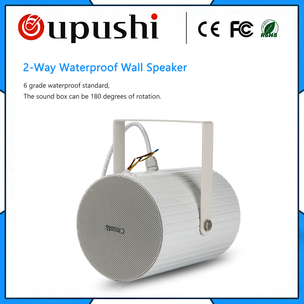 6bdb7c8adc6 OUPUSHI CT425 Directional speaker using PA wall mounted stereo speaker  two-way speaker