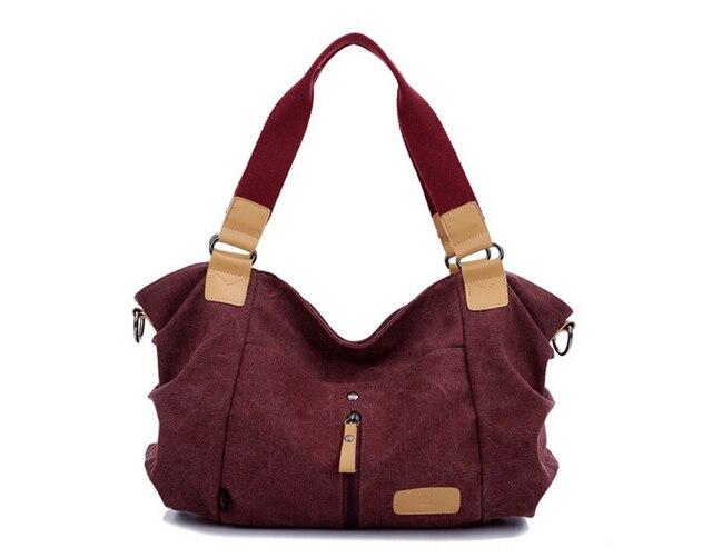 a6a18a2a8 Bolsa feminina mulheres grandes engrosse lona sacos casual messenger tote bolsas  femininas grandes bolsa de ombro