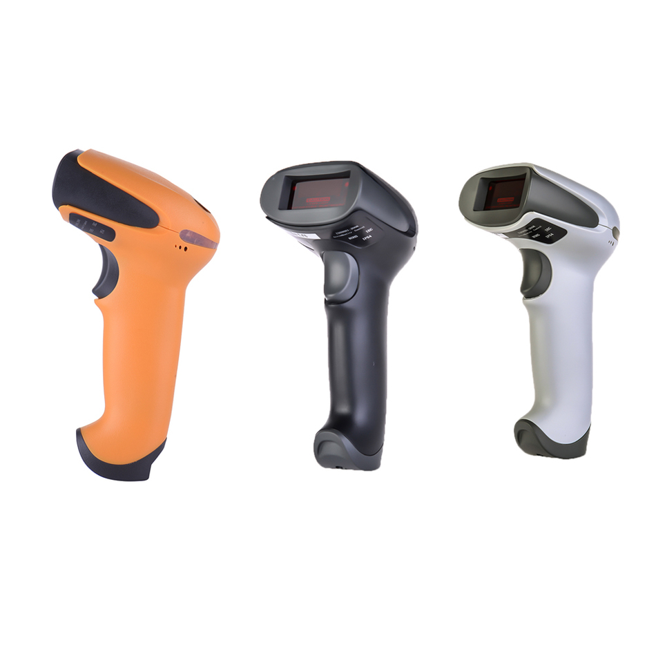 Netum Wireless barcode scanner with function of storage single dedicated supermarket Retail