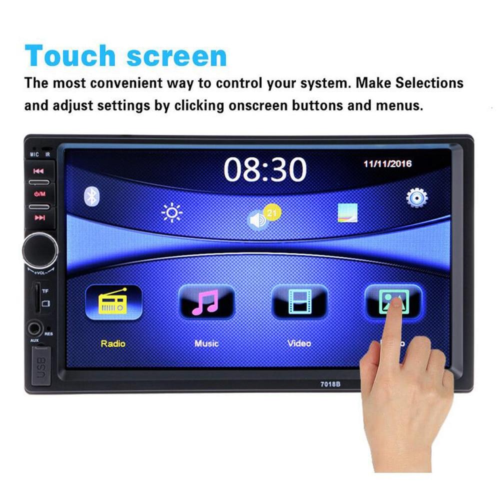 2 Din General Avtomobil Modelləri 7 '' düymlük LCD Sensor Ekran - Avtomobil elektronikası - Fotoqrafiya 2