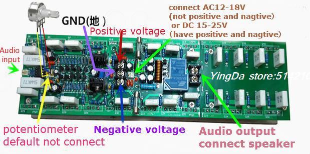 High power assembled HIFI 1000W TTC5200/TTA1943 mono amplifier board in heatsink цены
