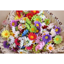 Buy wedding car decoration accessories and get free shipping on 100pcs artificial silk flowers heads for wedding decoration hair accessories wedding car decoration scrapbooking fake flower junglespirit Gallery