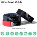 Оригинал I5 Плюс Smart Watch Наручные Браслет Bluetooth 4.0 Водонепроницаемый Сенсорный Экран Фитнес-Трекер Здоровья Сна Монитор Спорта