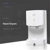 AK2630T-K Newest Bathroom Automatic Hand Dryer Hotel Automatic Sensor Jet Hand Dryers Household Hand-drying Machine 110V/220V