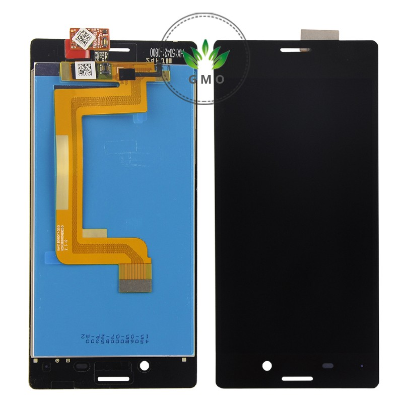 M4 lcd with touch black
