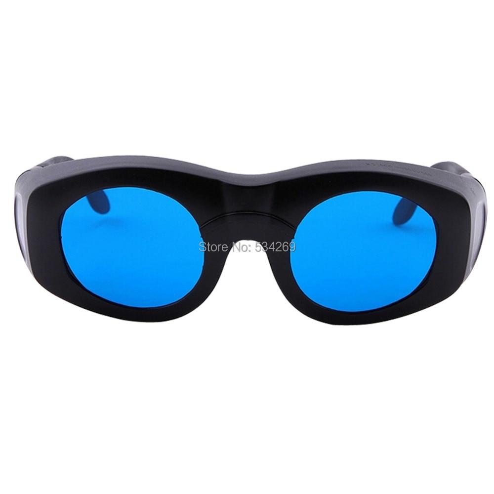 BDJK YH-12E Laser Safety Goggles 600~1100nm Wavelength, OD 6+, He-Ne  Laser Eye Protective Glasses bdjk yh 9e laser safety goggles 190 380nm