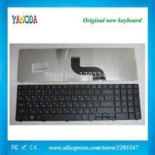 Nouveau clavier Russe Pour Acer Aspire 5336 5410 5551 5736 5741 5742 5750 5810 5810 T noir 9Z. N1H82. L0R MP-09B23SU-6983