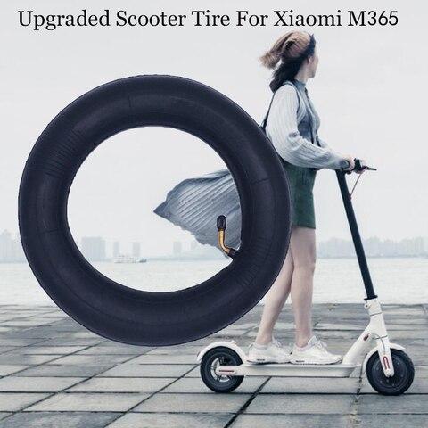Pneu de Scooter para Xiaomi Durável à Prova de Choque Atualizar Mijia Skate Elétrico 8.5 Pneu Tubo Interno Mais Grosso M365