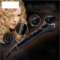 Cachos Electric Hair Brush Auto Hair Curler With Care Styling Tools Ceramic Wave Roller Magic Curlers hair curling