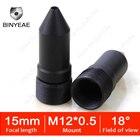 BINYEAE HD 2.0Megapixel Mini CCTV Lens M12 15mm Pinhole Lens M12 1/3