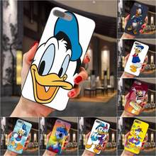 Soft TPU Capa ฝาครอบ Donald Daisy (China)