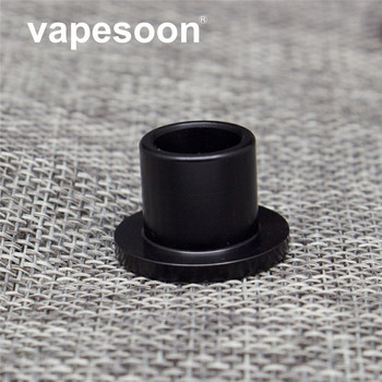 Black Plastic Vape Pen Plus Drip Tip Mouthpiece Fit for SMOK Vape Pen Plus Kit & Tank Atomizer image