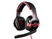 High High quality gaming headset 7.1 audio encoding dota2 lol cs earphones stereo sport headphone USB with microphone with retail field