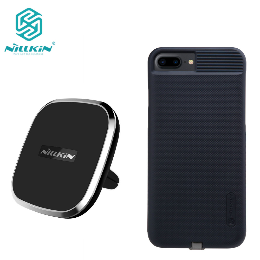 Nillkin Qi Car wireless charger pad Receiver case For ...
