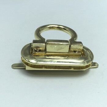 30 x 10 mm Twist Turn Lock Snap Clasps Closure for Purse Handbag
