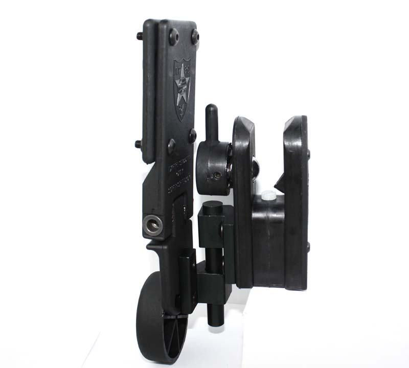 New Competition Airsoft Tactical Quick Draw CR Left Right Handed Black Airsoft IPSC Holster Free Shipping