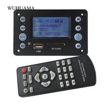 5V 液晶歌詞 MP3 デコーダボード Bluetooth 4.2 オーディオレシーバー APE FLAC WMA WAV デコードサポート録音ラジオディスプレイ