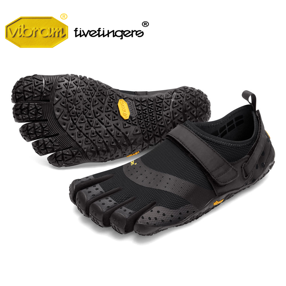 Vibram Fivefingers Water Sports Sneakers Surfing Kayak Women Barefoot Five Fingers V-Aqua Beach Five-toed Water Shoes For Women