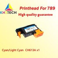 1x Ciano Light Cyan cabeçote de impressão para impressora L25500 CH612A hp789