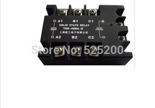 Neng Gong Three phase Solid state relay TSR-15DA-H 15A SSR