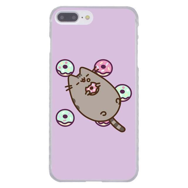 online retailer da57e f3885 Lovely Pusheen Cases for iPhone (24 types)