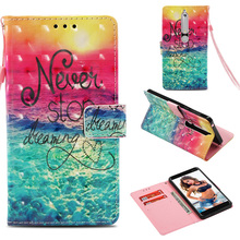 Luruxy PU Leather Flip Wallet phone Case For Nokia 7.1 2.1 3.1 5.1 6.1 2018 Cover 7 Plus / 6 Coque