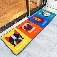 Pet Dog Carpe Home Rugs 80 120cm Rectangle Living Room Carpet Bed Room Home Mat Short