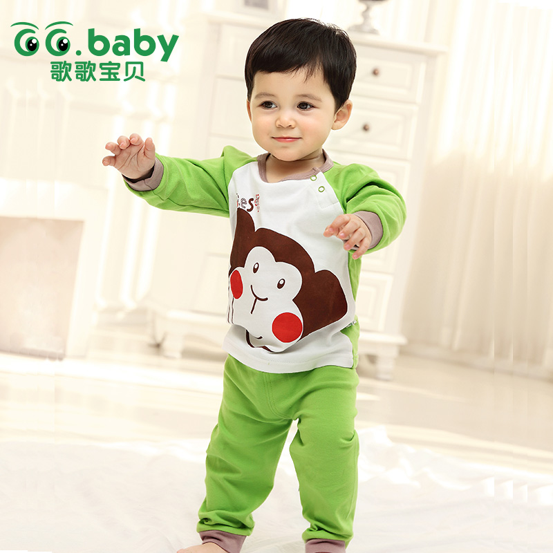 Baby Boy Sets Clothes Long Sleeve Winter Baby Girl Set Clothing For Baby Boys Outfits Clothing Sets Newborn Baby Pajamas Suits newborn baby boy girl clothes set short sleeve top bodysuits leg warmer bow headband 3pcs clothing outfits set