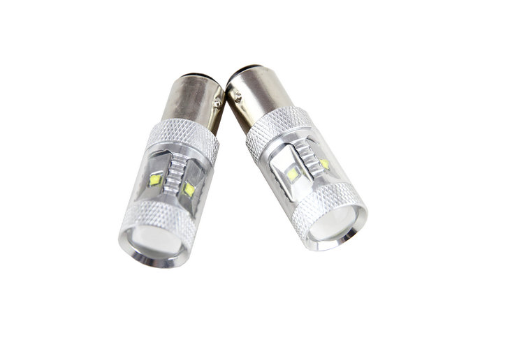 Auto Led Lampen : S p w bay d ba d baz d yello white red auto led lamp