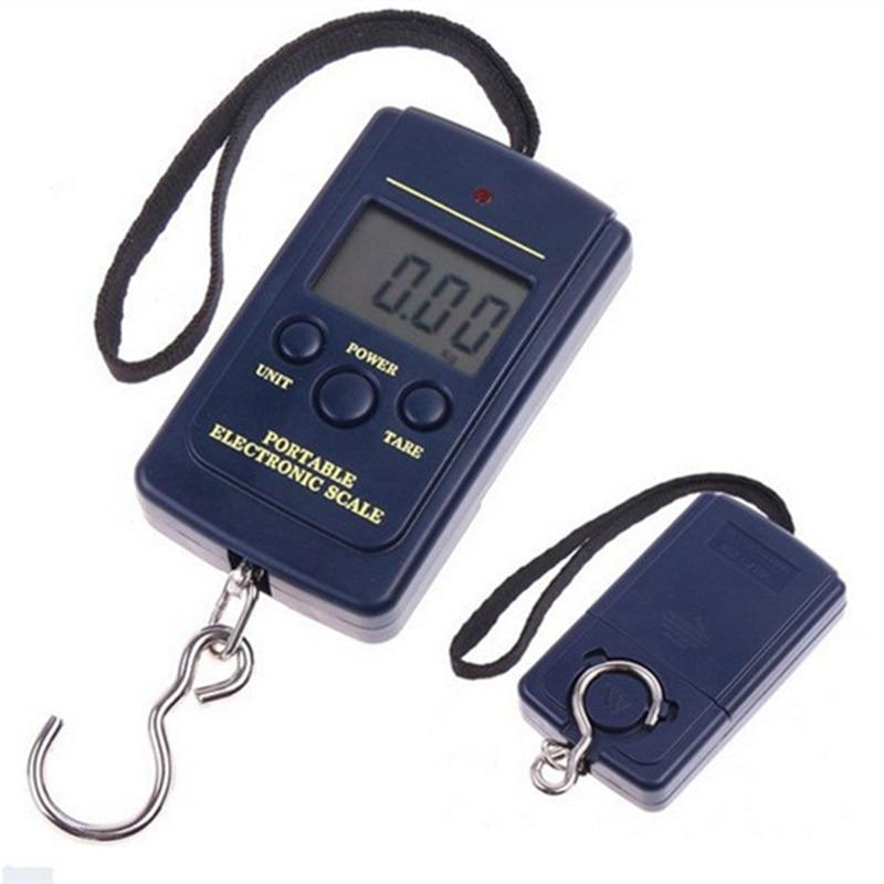 10g-40 kg Balance Électronique Numérique Hanging Hameçon Pocket rapide lecture de cuisine échelle de cuisson mesure équilibre cuisine