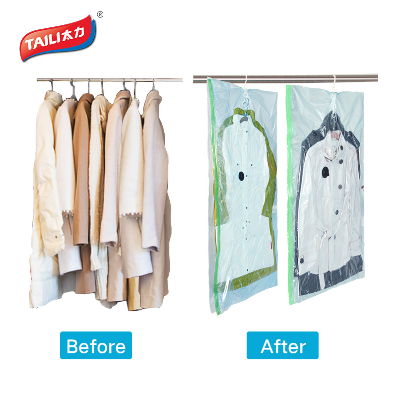 Storing Clothes In Vacuum Bags