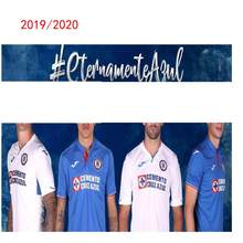 1c948d743e9 Thailand Quality 2019 2020 Mexico Club Cruz Azul Liga MX Soccer Jerseys 19/20  Home Blue Away White Football Shirts camisetas