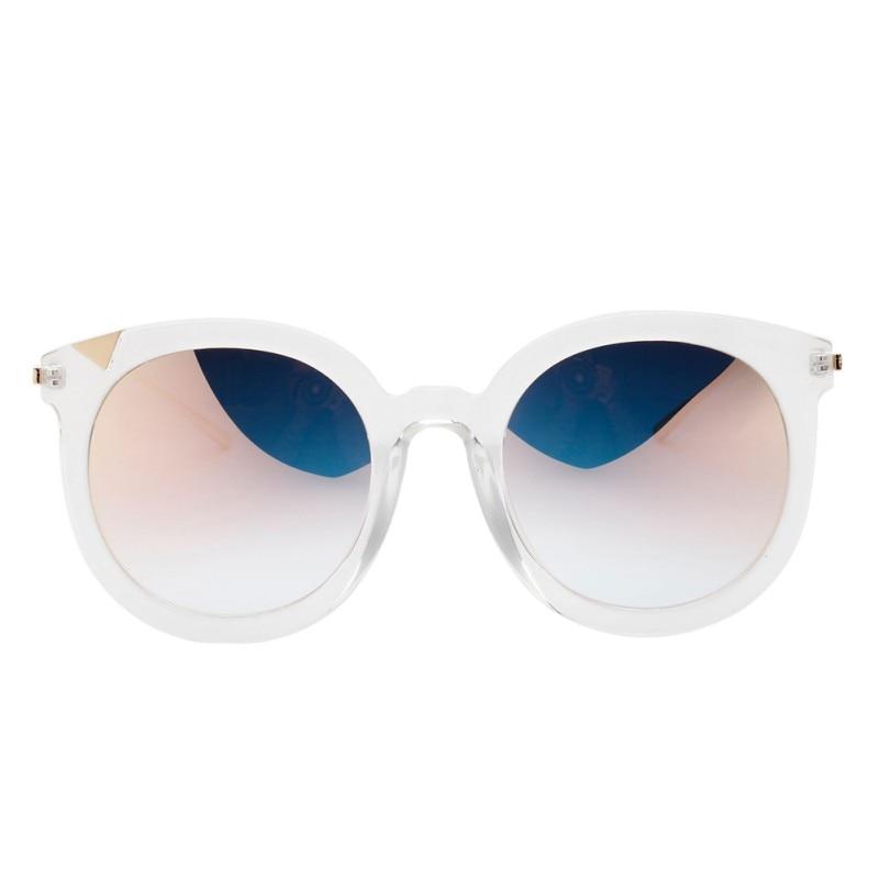 Vintage Women 2017 Round Retro Gold Sunglasses Brand Design Round Sunglasses Oculos de sol