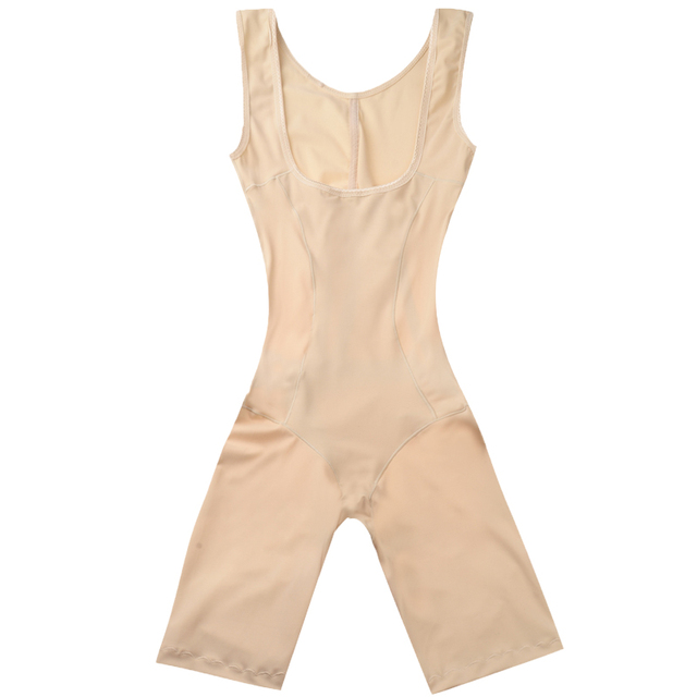 PRAYGER Women Open Butt Seamless Full Body Shapewear Lift bra Tummy trimmer Bodysuits Slimming Thigh waist trainer Compression