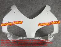 New Unpainted Upper Front Fairing Cowl Nose Fits For 2004 2005 CBR 1000 RR 1000RR CBR1000RR