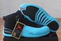 Free Shipping 2017 JORDAN Basketball Shoes High Top Sneakers Cushion Basketball Shoes Jordan For Men 12