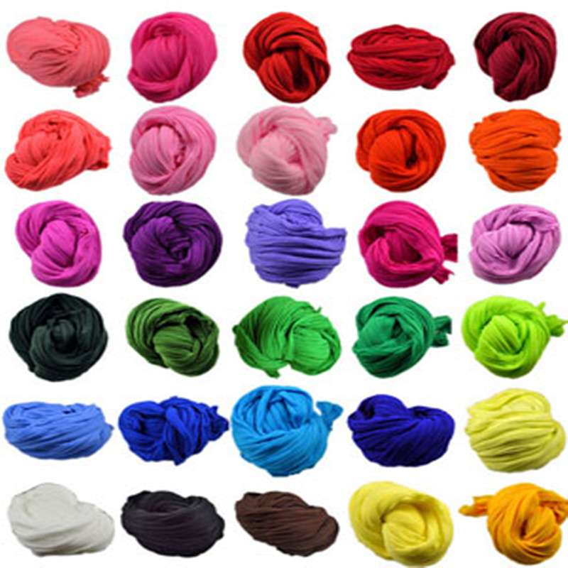 Buy stocking flower materials monochrome for Waste material flower making