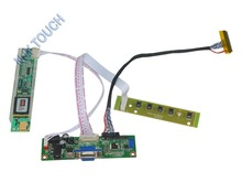 V.M70A VGA LCD Controller Board Kit for 15inch 1280×800 CLAA154WB04 CCFL LVDS Monitor