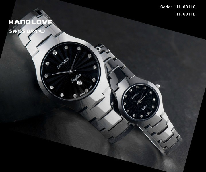 aliexpress com buy round watch lovers watch tungsten steel aliexpress com buy round watch lovers watch tungsten steel wristwatches men s ladies fashion swiss designer famous top brand wristwatches from reliable