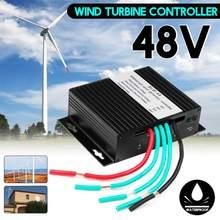Высокая эффективность 1500 Вт 48 В ветряные турбины Генератор контроллер заряда водонепроницаемый IP67 контроллер ветряного генератора