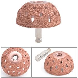 "Image 4 - 55 מ""מ חומר פלדת טונגסטן טחינת טחינת ראש פנאומטי חצי כדור פצע/כלים לתיקון צמיגים לצמיגים"