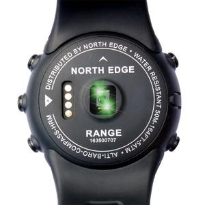 Image 5 - צפון קצה גברים ספורט דיגיטלי שעונים עמיד למים 50M שעון GPS מזג אוויר מד קצב לב טיולים שעון