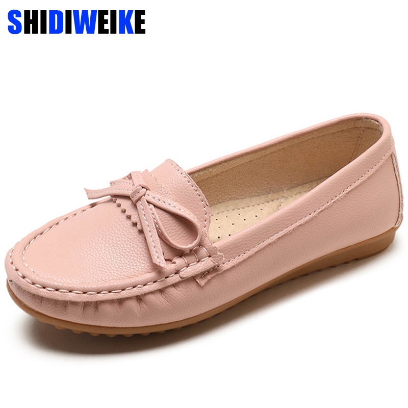 Shoes Women Flock Women Flat Shoes Casual Loafers Slip On Butterfly-knot Womens Flats Shoes Moccasins Lady Driving Shoes n828Shoes Women Flock Women Flat Shoes Casual Loafers Slip On Butterfly-knot Womens Flats Shoes Moccasins Lady Driving Shoes n828