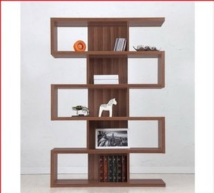 Special Creative Living Room Shelves Shelf Bookshelf Library Storage Rack  CD Rack Entrance Integrated Frame
