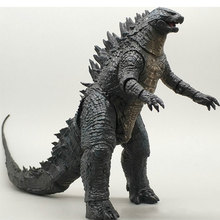 2014 SHF king of the monsters Action figure model Gojira PVC NECA Anime Decoration Collectible Model doll Toy gift for boys
