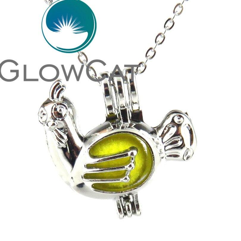 Aliexpress.com : Buy KK564 Silver Cartoon Cock Shape Beads