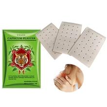 500pcs/lot Tiger Balm Plaster Muscular Pain Stiff Shoulder Joint Relief Patches 7x10cm Rheumatoid /Arthritis Reliever