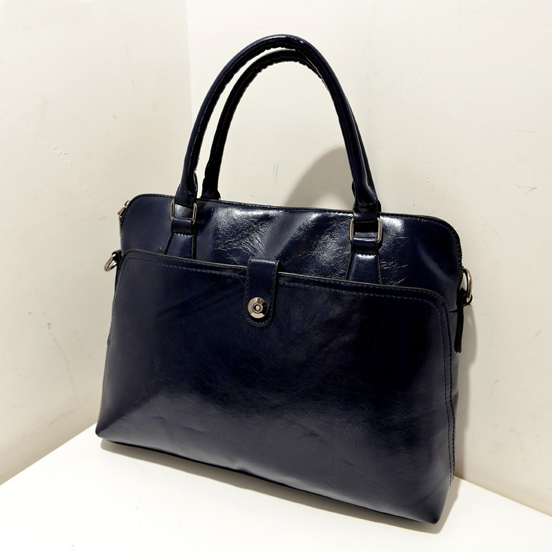 2017 new Fashion women's bags famous brand solid blue handbag pu leather lady shoulder bag clutches designer mochila Casual tote hot new black red women s bags famous brand handbag leather lady shoulder bags clutches diagonal mochila messenger casual tote