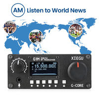 vhf uhf Baofeng GT-3 Mark II Talkie Walkie רדיו דו-כיווני, UHF Band Dual / VHF 136-174 / 400-520MHz + מטען לרכב + נאגויה NA-771 אנטנה (5)